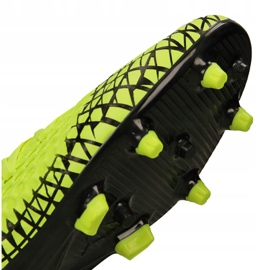 Puma Future 4.3 Netfit Fg / Ag M 105612-03 football boots yellow yellow 4