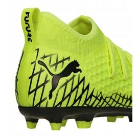 Puma Future 4.3 Netfit Fg / Ag M 105612-03 football boots yellow yellow 5