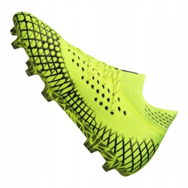 Puma Future 4.1 Netfit Fg / Ag M 105579-03 football boots yellow yellow 4