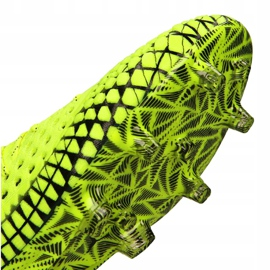 Puma Future 4.1 Netfit Fg / Ag M 105579-03 football boots yellow yellow 5