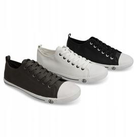 Classic Sneakers 9910 Brown 2