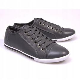 Oldschool Sneakers 187 Gray grey 3