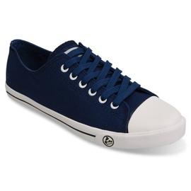 Classic Sneakers 9911 Navy 2