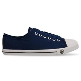 Classic Sneakers 9911 Navy 1
