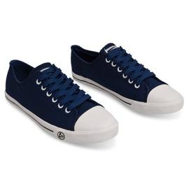 Classic Sneakers 9911 Navy 3