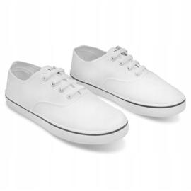 Vansy Sport Sneakers Sneakers W292C White 1