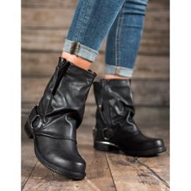 Seastar Biker Boots black 1