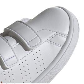 Adidas Advantage I Jr EF0305 shoes white 3