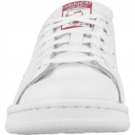 Adidas Originals Stan Smith Jr B32703 shoes white 2