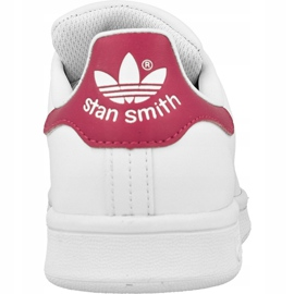 Adidas Originals Stan Smith Jr B32703 shoes white 3