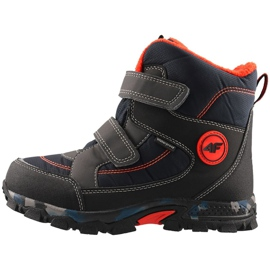 Shoes 4F Jr HJZ19-JOBMA003 46S black 1