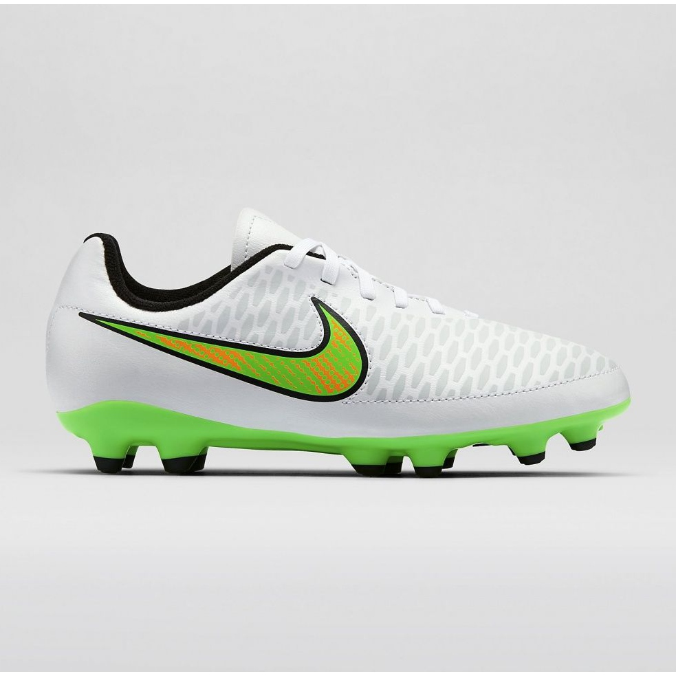 Opaco Impotencia Menagerry  Nike Magista Onda Fg Jr 651653-130 football shoes white white - ButyModne.pl
