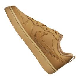 Nike Court Borough Low 2 (GS) Jr BQ5448-700 shoes brown 1