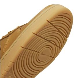 Nike Court Borough Low 2 (GS) Jr BQ5448-700 shoes brown 5