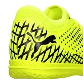 Puma Future 4.4 It M 105691-03 football boots yellow yellow 3