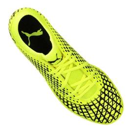 Puma Future 4.4 It M 105691-03 football boots yellow yellow 4