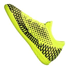 Puma Future 4.4 It Jr 105700-03 football boots yellow yellow 2
