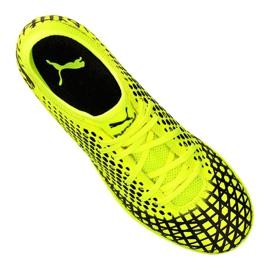 Puma Future 4.4 It Jr 105700-03 football boots yellow yellow 4