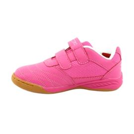 Kappa Kickoff Oc Jr260695K 2210 shoes white pink 2