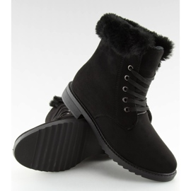 Black insulated boots MP-37 Black 2