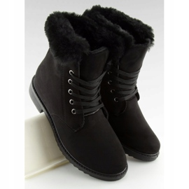 Black insulated boots MP-37 Black 1
