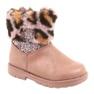 American Club American GC45 pink girls boots 1