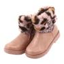 American Club American GC45 pink girls boots 3