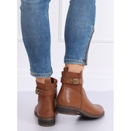 Camel 1304 Camel Chelsea boots for women brown 3