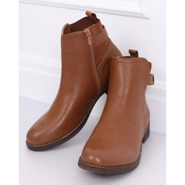 Camel 1304 Camel Chelsea boots for women brown 4