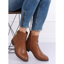 Camel 1304 Camel Chelsea boots for women brown 1