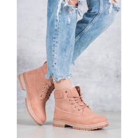 Filippo Powder Trappers pink 1