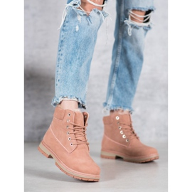 Filippo Powder Trappers pink 2
