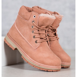 Filippo Powder Trappers pink 3