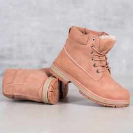 Filippo Powder Trappers pink 4