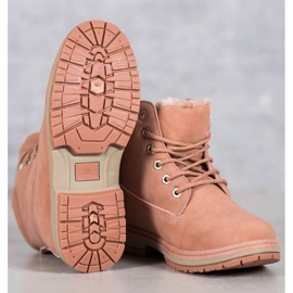 Filippo Powder Trappers pink 6