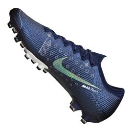 Nike Vapor 13 Elite Mds AG-Pro M CJ1294-401 football shoes navy navy 3
