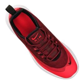 Nike Jr Air Max Axis (GS) Jr AH5222-602 shoes red 2