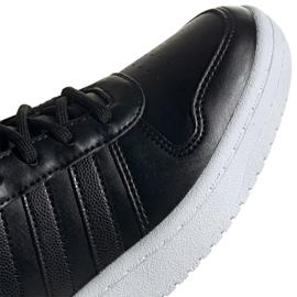Adidas Hoops Mid 2.0 Jr EE8547 shoes black 1