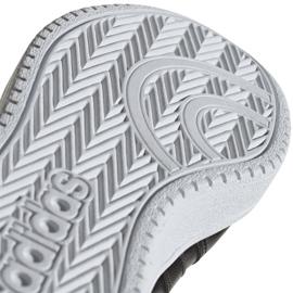 Adidas Hoops Mid 2.0 Jr EE8547 shoes black 2