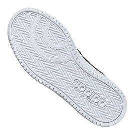 Adidas Hoops Mid 2.0 Jr EE8547 shoes black 5