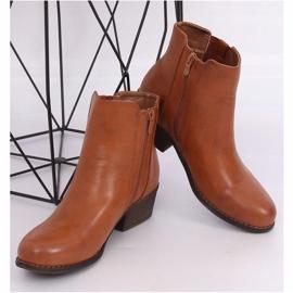 Boots Jodhpur boots camel 6391 Camel brown 3