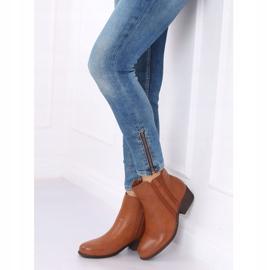 Boots Jodhpur boots camel 6391 Camel brown 1