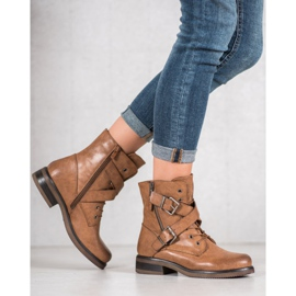 SHELOVET Fashionable Workers brown 5