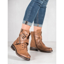 SHELOVET Fashionable Workers brown 1