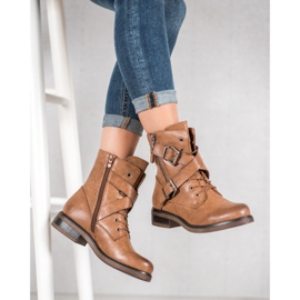 SHELOVET Fashionable Workers brown 4