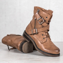 SHELOVET Fashionable Workers brown 2