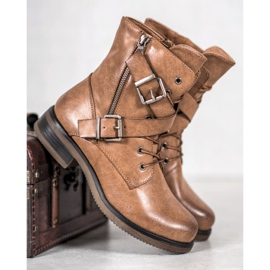 SHELOVET Fashionable Workers brown 3