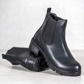 Jennika Boots On The Platform black 1