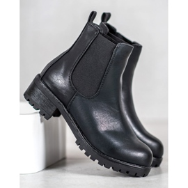 Jennika Boots On The Platform black 5