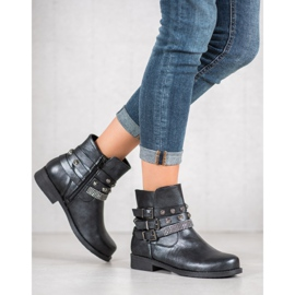 Forever Folie Graphite Boots grey 2